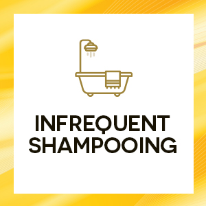 shampoo; dry hair; fungal; fungal infection; skin infection; selenium sulfide; dandruff treatment;