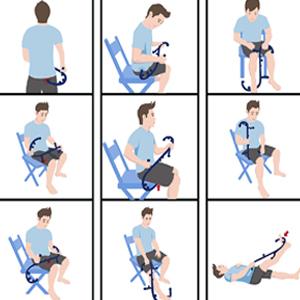 Vida Back Massage S Shape Tool