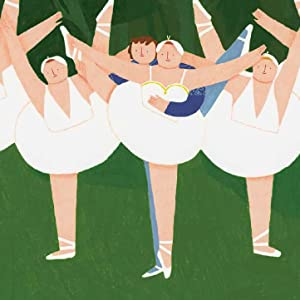 Rudolph danced famous Margot Fonteyn, and showed the worldr danseur ballerina dancers equal