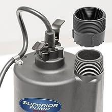 Superior 92250 Discharge