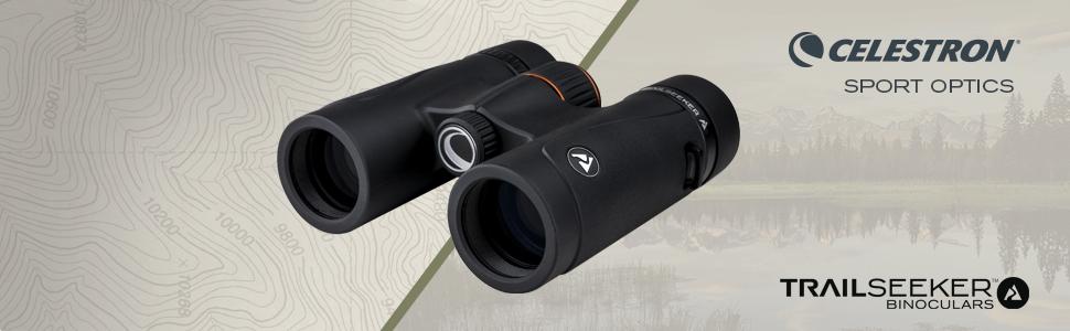 TrailSeeker 10x32 mm Binocular