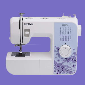 Brother XM2701 Lightweight, Full-Featured Sewing Machine ...