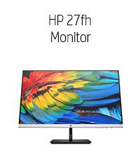 HP 27fh Monitor