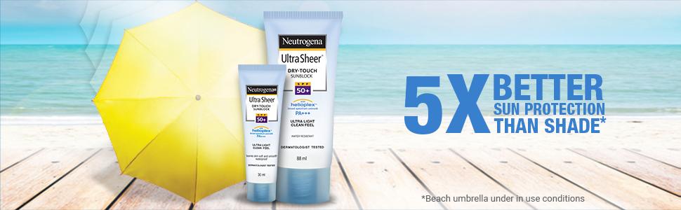 Sunscreen, sunscreens, spf 50+, spf 50, Neutrogena Ultra Sheer, Neutrogena Sunscreen SPF 50+,