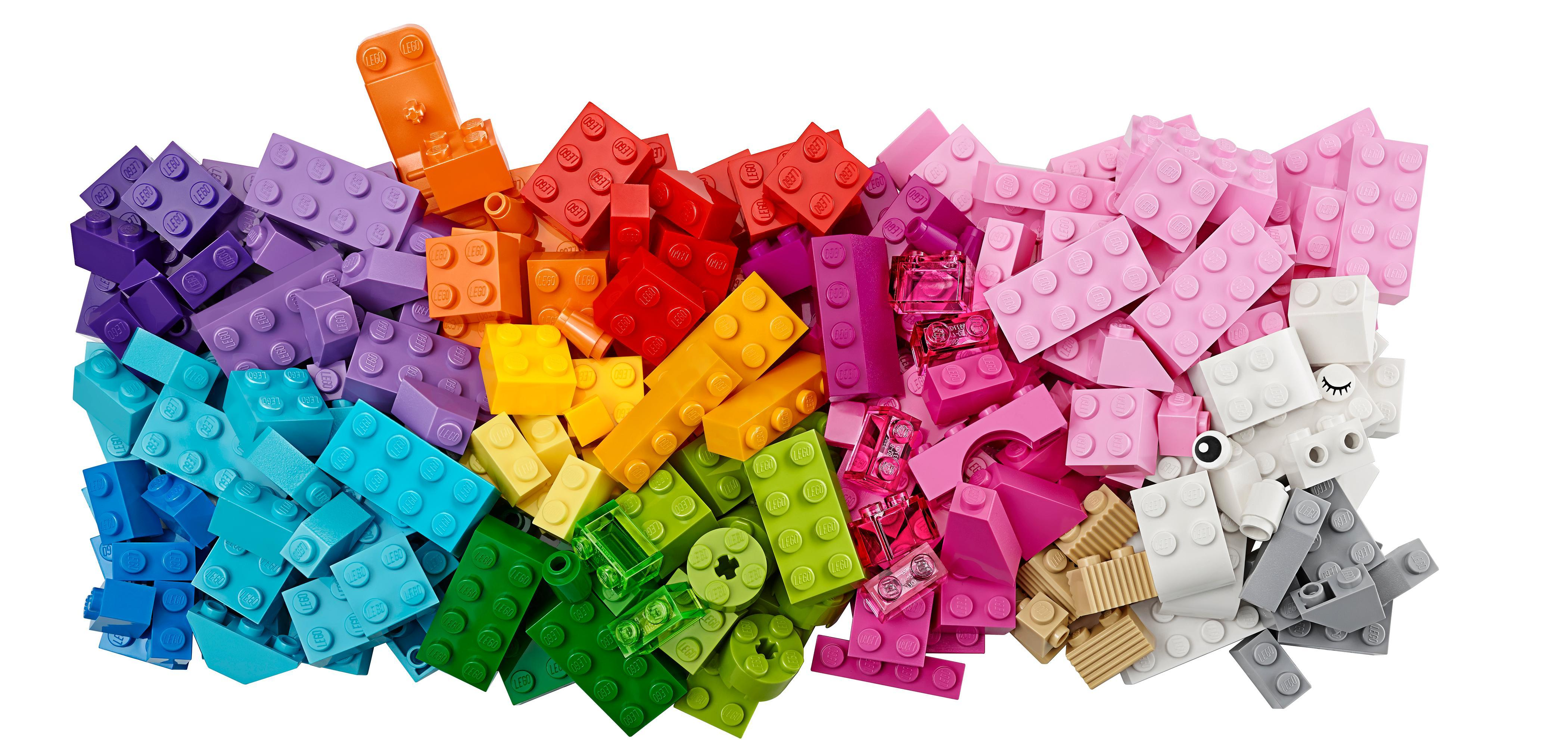 Lego Classics Instructions 10692