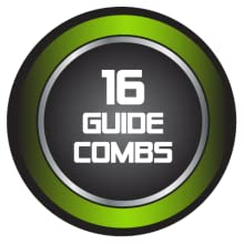 Guide combs