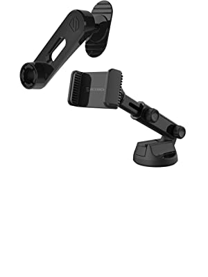 SCOSCHE UH4ODEX2-SP QuickGrip Extendo Swing-Arm Telescoping Adhesive or Suction Cup Mount