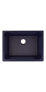 ELXU2522JB0 quartz luxe blue kitchen sink