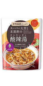 スーパー大麦 スーラータン 酸辣湯