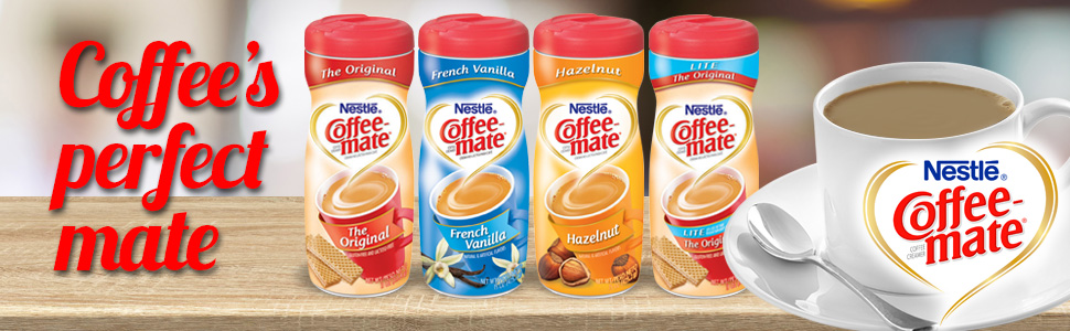 coffee mate coffee-mate powder canister canisters