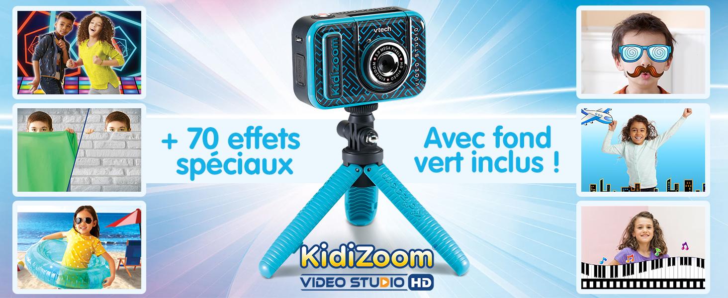 kidizoom, kidizoom vidéo, appareil photo enfant, caméra enfant, caméra effets spéciaux, caméra