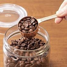 コーヒー 豆 入れ