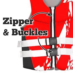 zipper amp; straps
