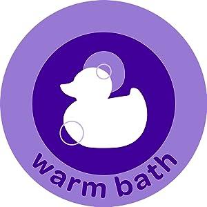JOHNSON'S Bedtime 3-Step Routine - STEP 1: Warm Bath