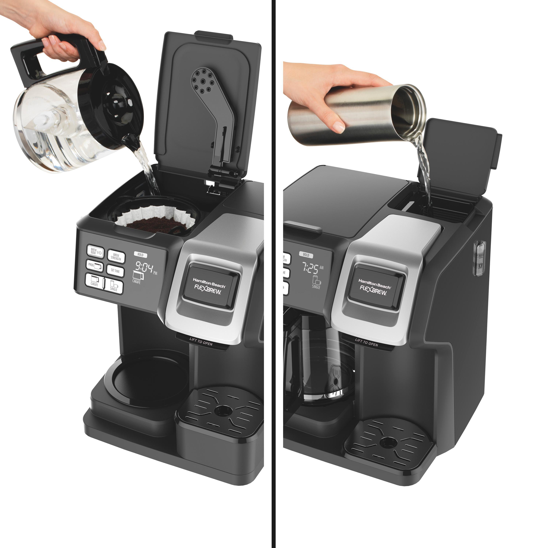 Amazon Com Hamilton Beach 49976 Coffee Maker Single