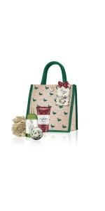 Baylis & Harding The Fuzzy Duck Winter Wonderland Large Gift Bag