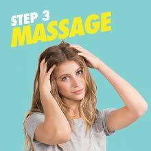 Batiste Dry shampoo massage