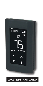 hoot wifi line voltage programmable smart app thermostat electronic