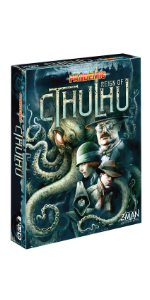 Pandemic Reign of Cthulu board game