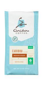 Caribou Blend, Decaf