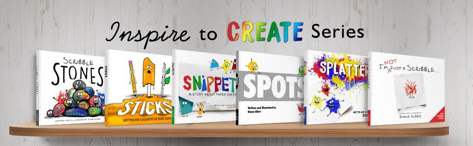 inspire to create