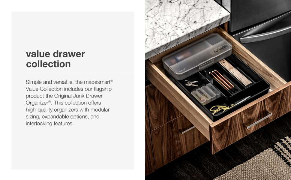 value drawer collection