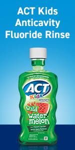 Act Kids Anticavity Fluoride Rinse