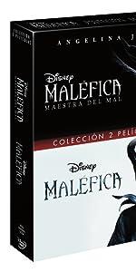 malefica dvd pack maestra del mal