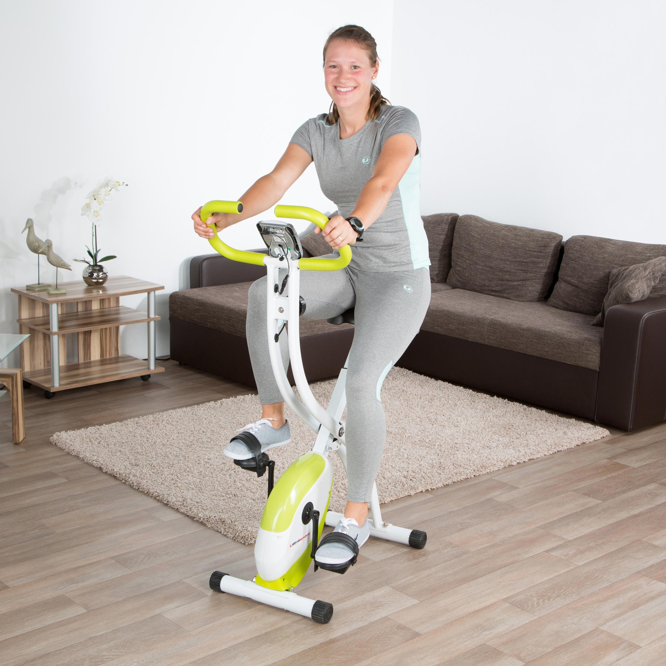 Ultrasport Heimtrainer F-Bike 150 / 200B: Amazon.de: Sport