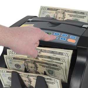 User-Friendly Bill Counter