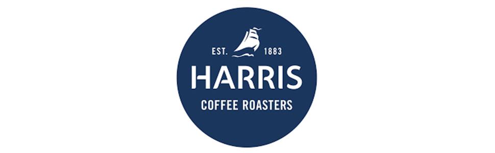 Harris, Harris coffee, coffee roaster, coffee capsules, coffee machine