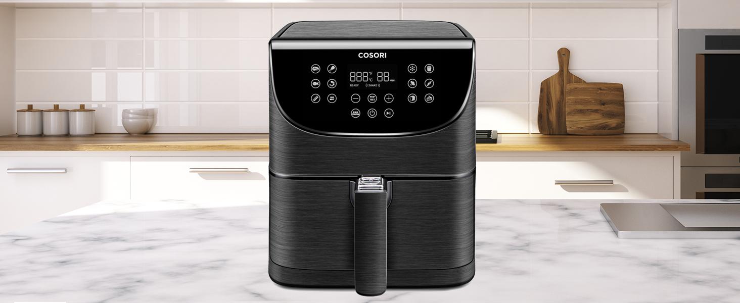 smart air fryer