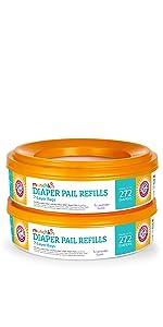 pail refills