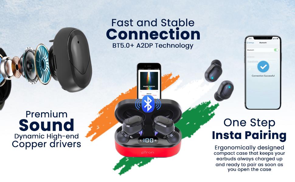 tws wireless earbuds