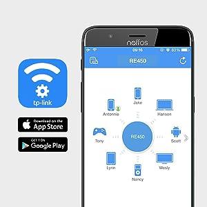 Interfaccia mobile intuitiva