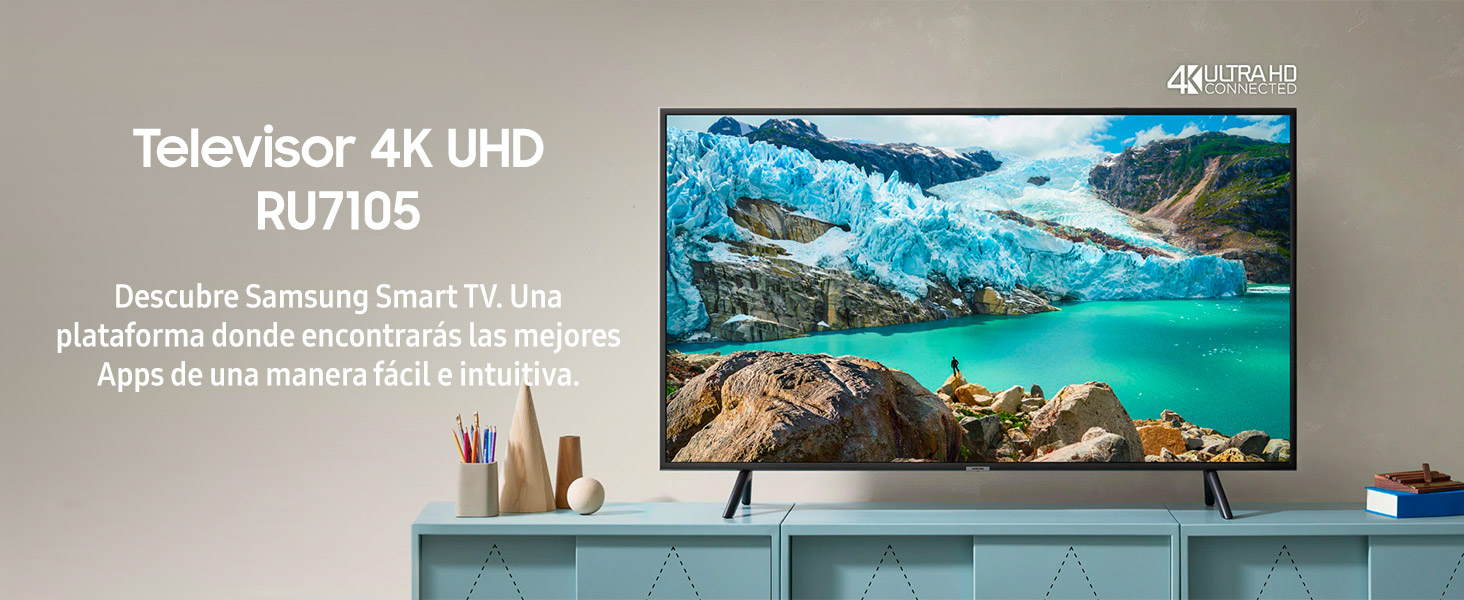 Samsung UE75RU7105- Smart TV 2019 de 75