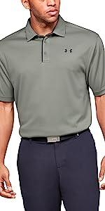 Tech, Polo, Golf, Textured