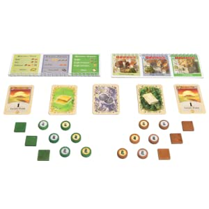 Catan Cities and Knights 5-6 Player Extension CN3078 Cities /& Knights Ext NEW
