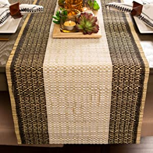 succulent table runner, cactus runner, cactus kitchen, outdoor table runners for patios