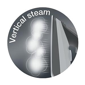 vertical steam iron Braun