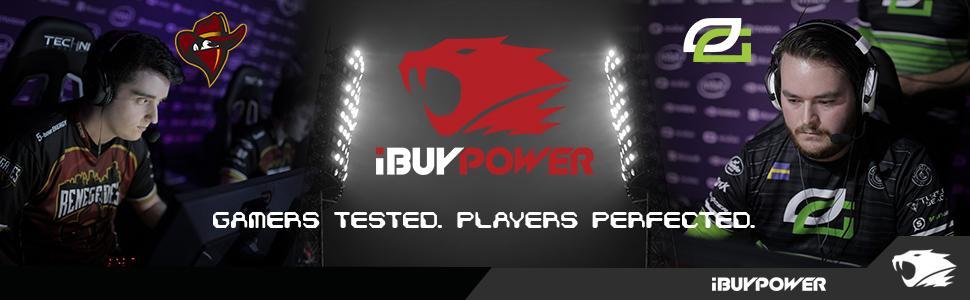 iBUYPOWER Desktop Gaming PC AMD FX 6300 3 5 GHz , NVIDIA Geforce GTX 1050  2GB, 8GB DDR3 RAM, 1TB 7200RPM HDD, Win 10 Home, Wi-Fi, N27W8260EX2