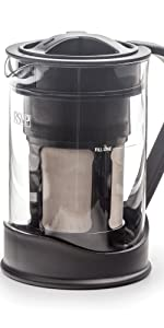 RSVP Compact Cold Brew Coffee Maker