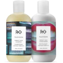 television shampoo and conditioner