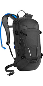 mens hydration pack, camelbak, mule pack, mens water backpack, mule backpack, bike hydration pack