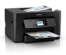 Epson WF4720 Impresora multifunción c11cf74402, Ya disponible en Amazon Dash Replenishment