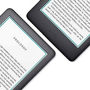 Película com bordas arredondadas Kindle 10a. Geração