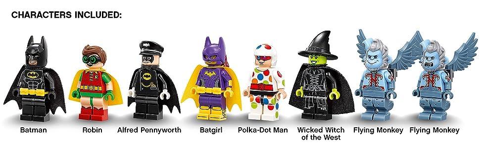 Amazon.com: LEGO BATMAN MOVIE The Ultimate Batmobile 70917 Building ...