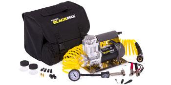Bushranger 4x4 Gear - Black Max Compressor