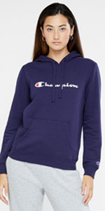 Champion, champion hoodie, hoodie, women's hoodie, champion script hoodie,