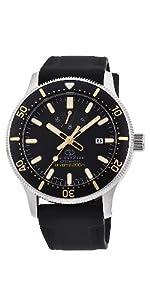 ダイバー時計 ダイバーウォッチ ダイバーズウォッチ 飽和潜水 ダイバー 防水